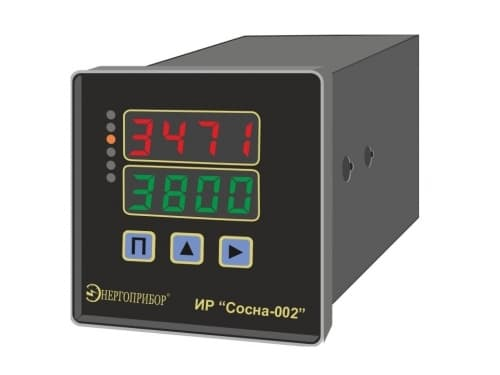 фото измерителя-регулятора многоканального Сосна-002 - ТД Энергоприбор