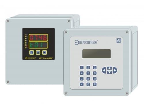 фото измерителя-регулятора многоканального Сосна-004 - ТД Энергоприбор