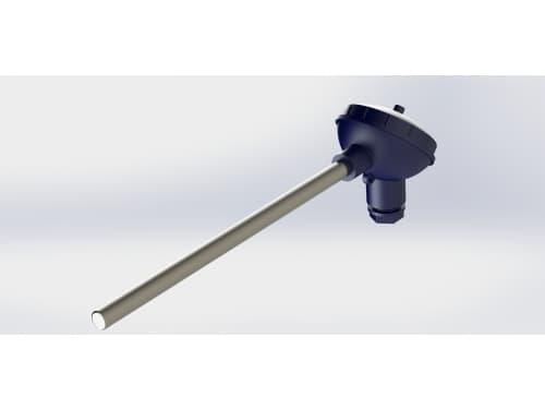 фото термометра (термопреобразователя) сопротивления 1199/12 - ТД Энергоприбор